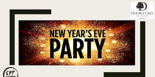 New Year's Eve in Nashua! Doubletree Hilton Nashua Hoppin' NYE