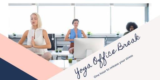 Yoga Office Break