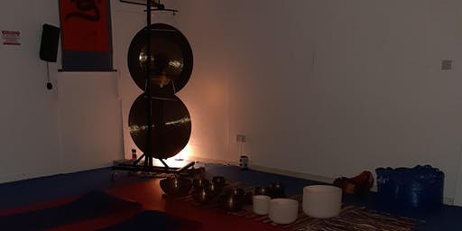 Gong Relaxation Sound Bath - Harrogate  (Skipton Road)