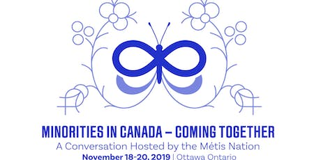 Minorities in Canada - Coming Together tickets