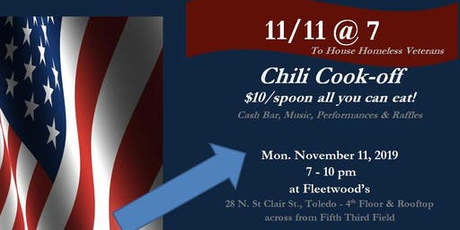 11/11 @ 7 Chili Cook-off