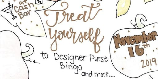 St. Greg's Designer Purse Bingo