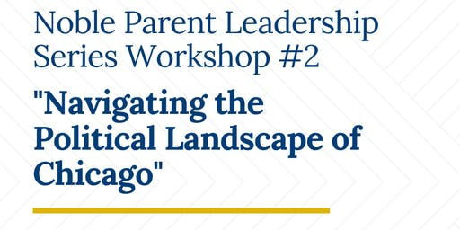 Parent Leadership Workshop #2: UIC  (Taller De Liderazgo Para Padres #2)