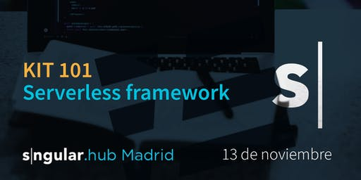 101 - Serverless framework