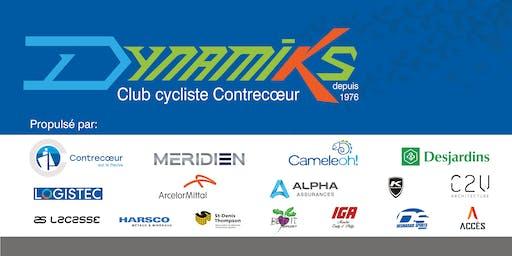 Brunch Méritas du Club Cycliste des Dynamiks de Contrecoeur - 35e édition