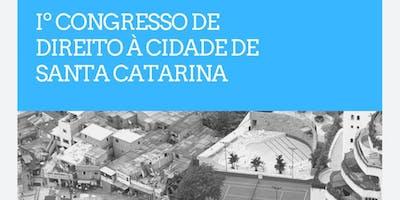 I Congresso de Direito a Cidade de Santa Catarina
