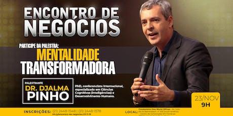 6º Encontro de Negócios- Rio de Janeiro ingressos