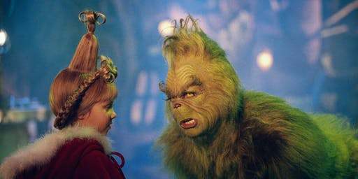 How the Grinch Stole Christmas (+Mamma's Pizza!)