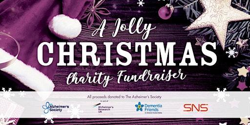 A Jolly Christmas 2019. Alzheimer's Society Charity Fundraiser