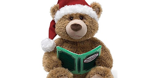 Tetbury Library Christmas Story and Craft