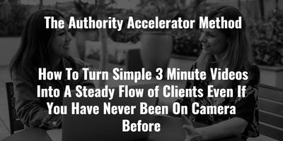 How To Turn Simple 3 Minute Videos Into A Steady Flow of Clients Online.