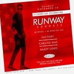 Runway Sundays @Brasier.nyc - DJs Factory + Carlito...