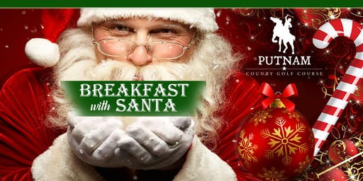 Breakfast with Santa at Putnam County Golf Course