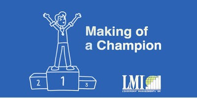 The Making of a Champion Foundations Workshop