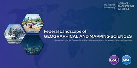 Federal Landscape of Geographical and Mapping Sciences tickets