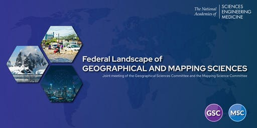 Federal Landscape of Geographical and Mapping Sciences