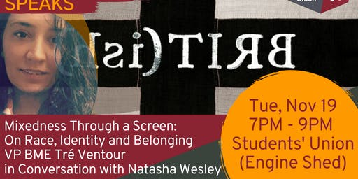 BHS: Mixedness Through a Screen: Identity and Belonging - with Natasha Wesley