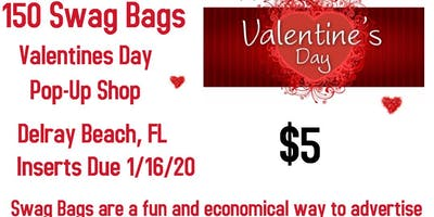 Swag Bag Vendors Wanted Delray Beach, FL