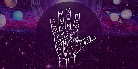 Palmistry for Beginners 10 week Course - Evening tickets