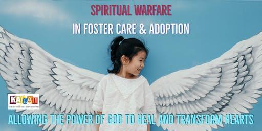 KAFCAM :: Spiritual Warfare in Adoption and Foster Care