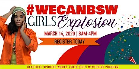 #WECANBSW GIRLS EXPLOSION tickets