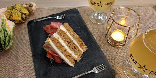 Cake Night, Date Night at Star Cider!