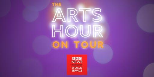 BBC World Service – The Arts Hour on Tour em SP