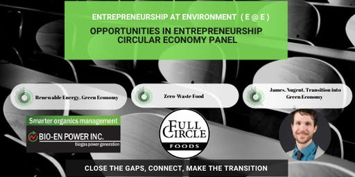 Opportunities in Circular Economy and Entrepreneurship