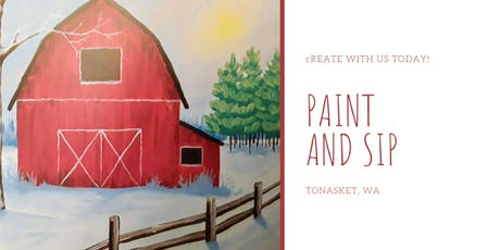 Paint and Sip Tea Tonasket: The Red Barn tickets