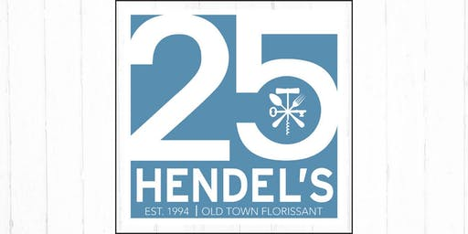 Hendel's 25th Anniversary Party