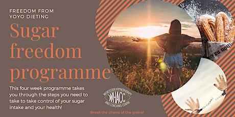 Sugar Freedom Programme - Beat sugar cravings and break free! tickets