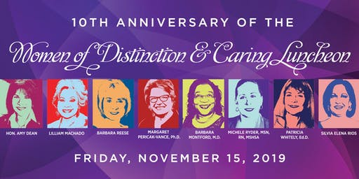 Women of Distinction & Caring Luncheon