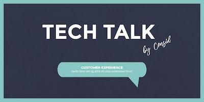 Tech Talk by Consid: Customer Experience – varför lönar det sig alltid att sätta användaren först?