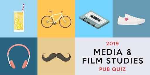 Media & Film Studies Pub Quiz