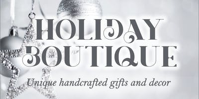 Seventh Annual Holiday Boutique