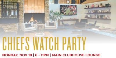 Chiefs Watch Party