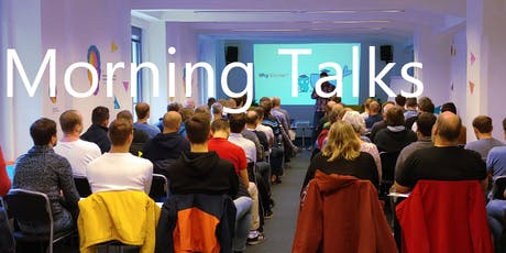 Morning Talks: CLOUD SECURITY tickets