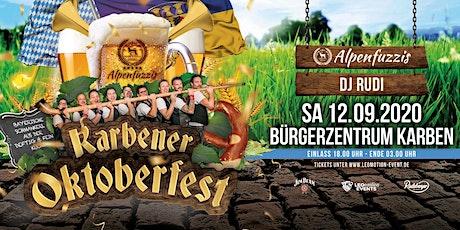 Karbener Oktoberfest 2020 Tickets