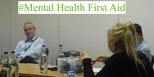 Mental Health First Aid (MHFA) Adult Two Day - REF (AD11-1920-56946)
