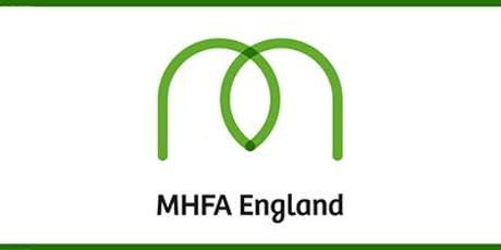 Mental Health First Aid Adult 2 Day tickets