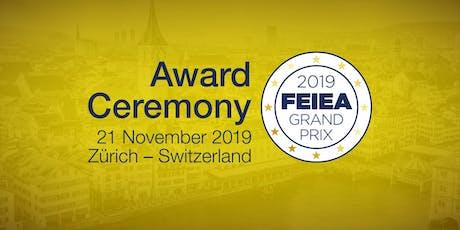 FEIEA Grand Prix Awards 2019 Tickets