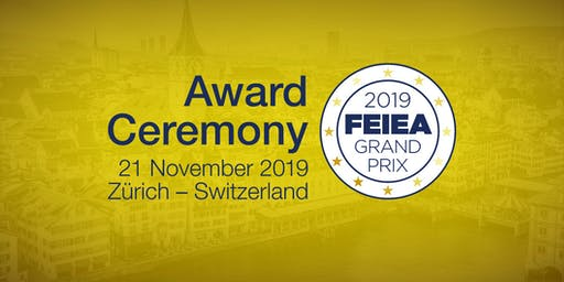 FEIEA Grand Prix Awards 2019