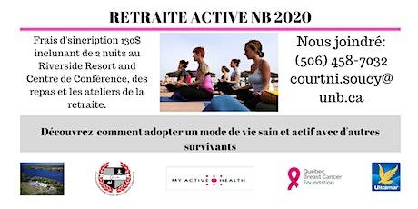 Retraite Active NB 2020 billets
