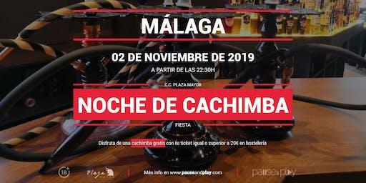 Evento Noche de cachimba en Pause&Play Plaza Mayor