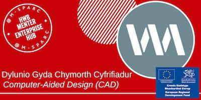 Dylunio Gyda Chymorth Cyfrifiadur - Computer-Aided Design (CAD)