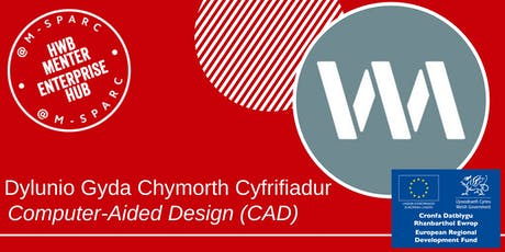 Dylunio Gyda Chymorth Cyfrifiadur - Computer-Aided Design (CAD) tickets