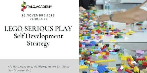 Workshop su Lego® Serious Play® : Self Development Strategy