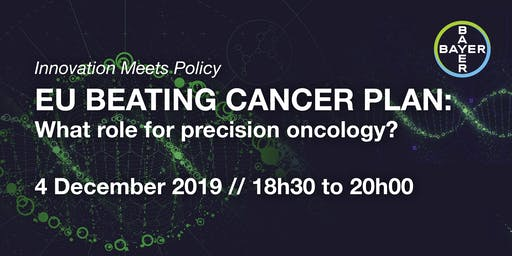 EU Beating cancer plan : What role for precision oncology?