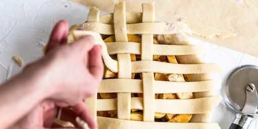 Pie Crust Class at Pressed
