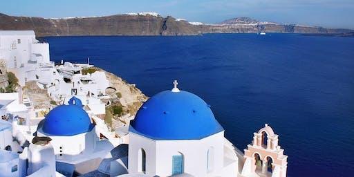 Soirée d'information NCL Dawn Iles Grecques